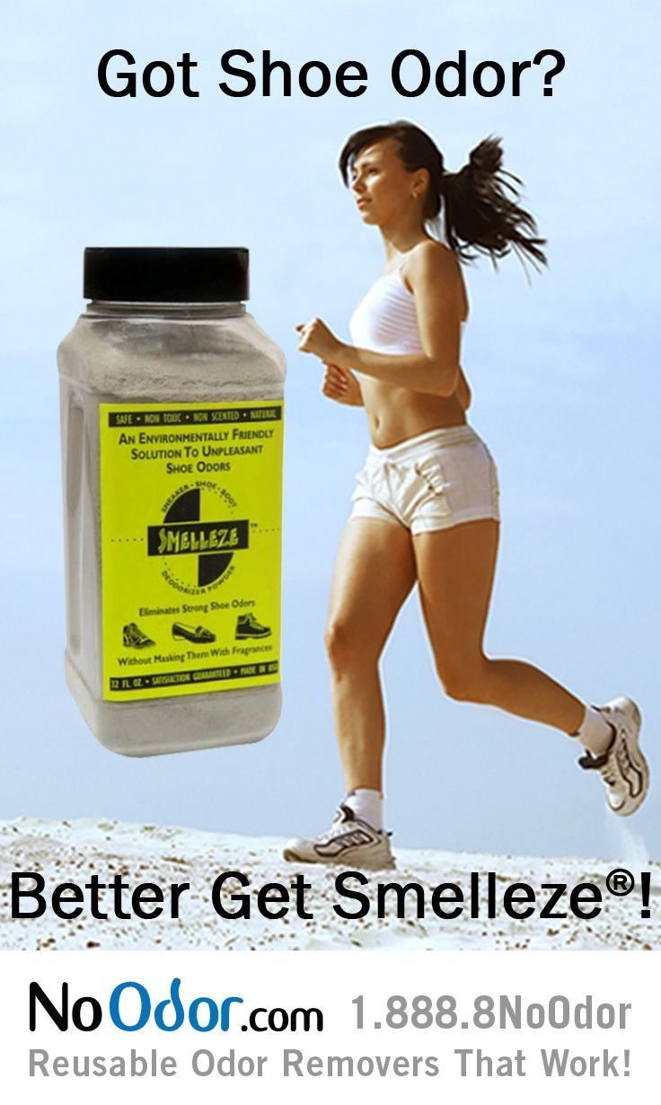 Natural Smell Remover Shoes