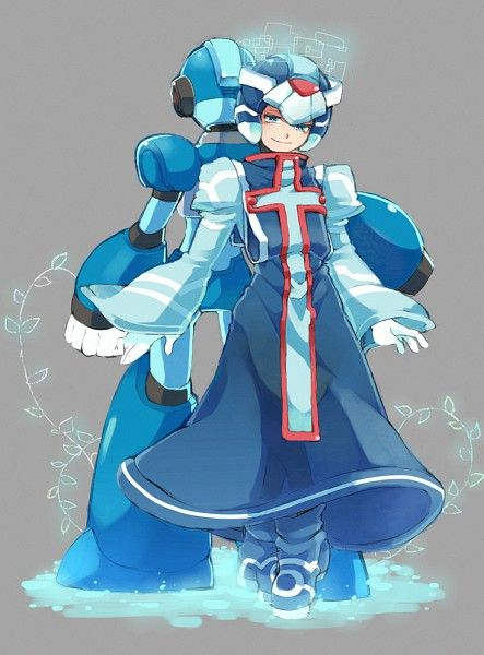 I'm not sure if I like this version of X from Megaman Zero... what happened to you, X?! Not what ACTUALLY happened (I already know), but the... dress?!