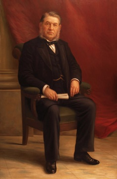 The Right Honourable Sir Charles Tupper, 6th Prime Minister of Canada  (1896) | #cdnpoli