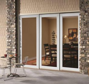 Exterior Sliding Pocket Doors 36 Best Back Doors Images On Pinterest |  Sliding Patio Doors