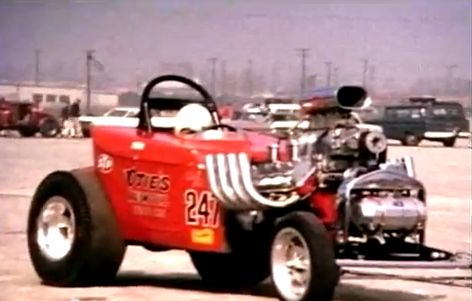 Drag Racing Nirvana Video: Incredible Footage From The 1965 NHRA Winternationals – Unspeakably Awesome