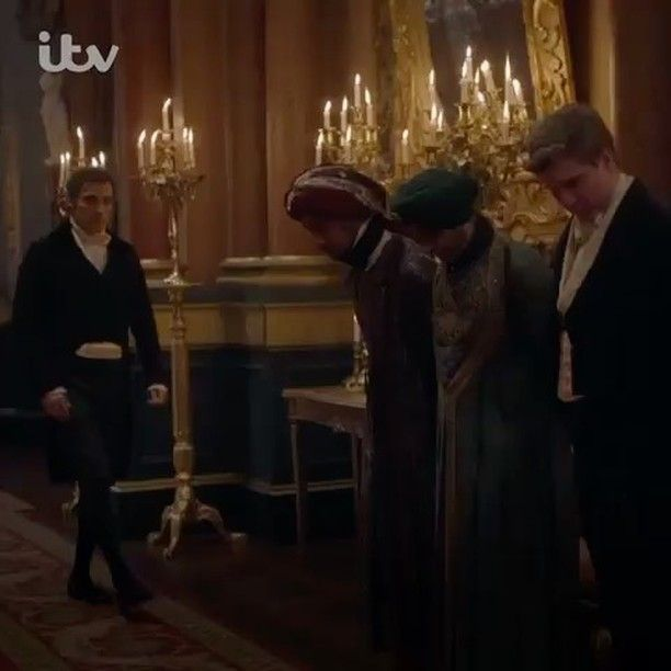 #Repost @itv - An anticipated return of a certain Lord... The new series of #Victoria continues tonight 9pm @ITV 👑🇬🇧 _ #jennacoleman #tomhughes #rufussewell #queenvictoria #lordmelbourne #vicbourne #princealbert #vicbert #victoriaandalbert #itvvictoria #victoriaseries #video #promotional #britain #britishroyals