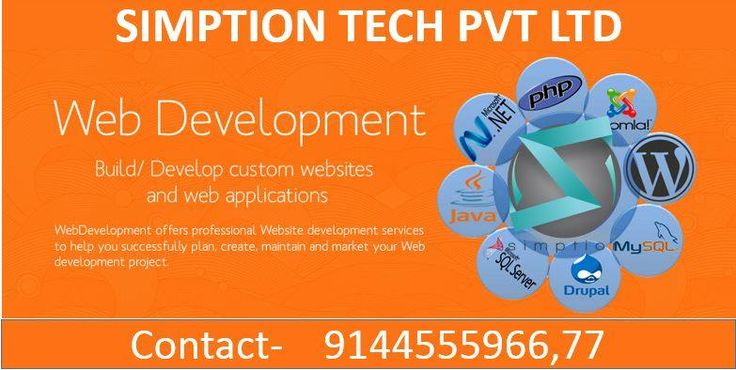 """Simption Tech Pvt Ltd a leading software development company in Bhopal presents a new deal for you. """"Get free android application with a website"""" offer only for limited period."""