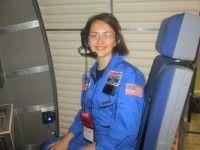 O româncă învață metode interactive de predare de la specialiştii NASA