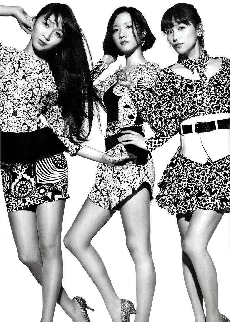 "mizunocaitlin: Perfume ""4th Tour in Dome [LEVEL3]"" Concert Pamphlet scans, December 24th, 2013"