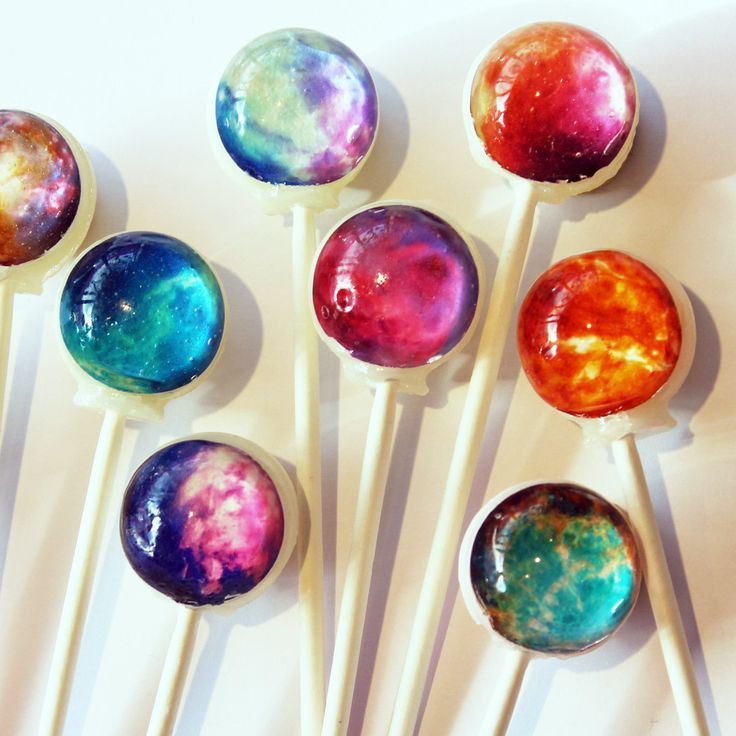 Solar System Lollipops – The Colossal Shop