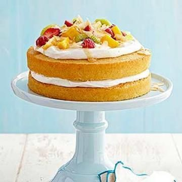 Our favorite diabetic cake recipes are sure to please your sweet tooth and your blood sugar. We used sugar substitutes and light frostings to keep the diabetic desserts low in calories and carbs. Whether you prefer a rich chocolate cake, gorgeous berry cake, or moist coffee cake, we've got fresh, diabetes-friendly recipes that you can enjoy guilt-free!