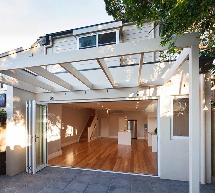 The Site Foreman - Lewisham - Indoor outdoor #australianhomes #sydney #australia #lewisham #innerwest