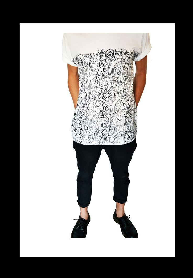 SS/15 Mow T-Art by Maison Mow #maisonmow #mowmaison #cloting #t-shirt #design #mode #artisan #handmade #设计 #时尚 #手工制造 #莫达 #工匠 #手工制作 #男装 #女装 #样式 #看 #凉 #焦点 #不同 #黑色 #B&W的 #街 #街头风 #颜色 #汗衫 # 装 #超