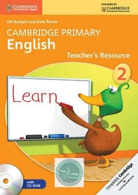Cambridge Primary English: Teacher's Resource Book with CD-ROM Stage 2 - CIE SOURCE