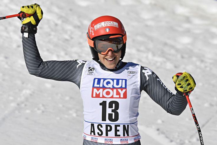 Terzo gradino del podio per una fantastica Federica Brignone nel SuperG di Aspen!!! 😎 http://magazine.energiapura.info/superg-aspen-brignone-terza-ed-record-podi-azzurri/