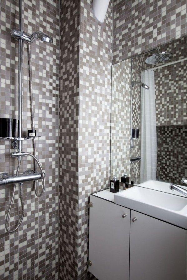 28 best Chambre de bonne images on Pinterest   Small apartments ...