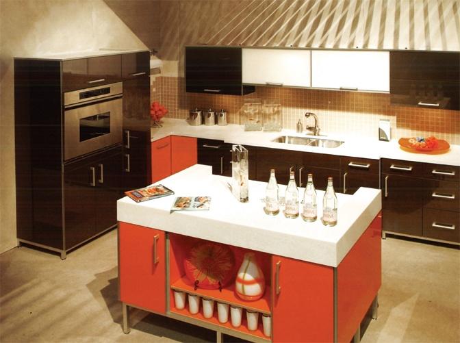 Europa Kitchen Cabinets