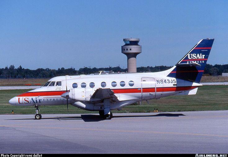 British Aerospace BAe-3101 Jetstream 31 - USAir Express (Chautauqua Airlines) | Aviation Photo #0184775 | Airliners.net