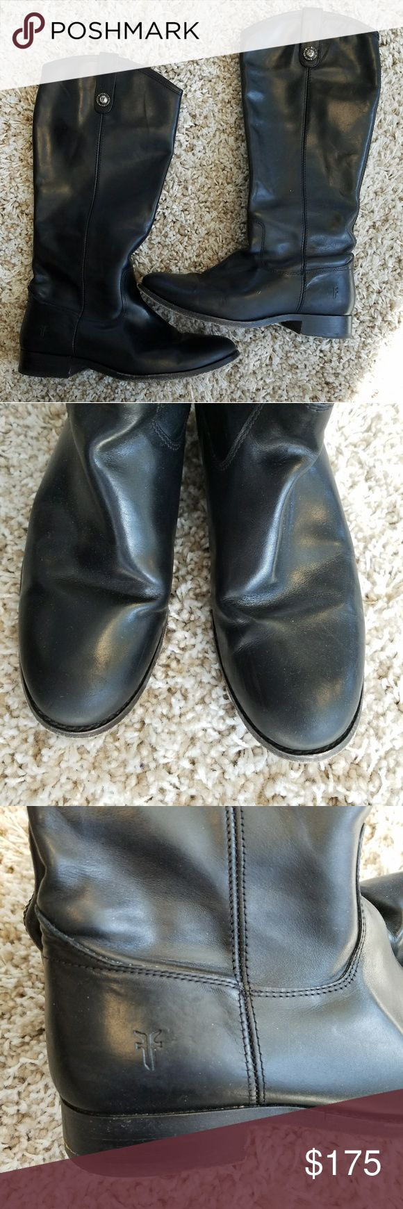 Frye Riding Boots Great condition! I still can't believe how soft and amazing the leather looks. Open to offers! Frye Shoes