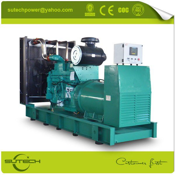 Check out this product on Alibaba.com APP with cummins engine NTA855-G1B 50hz Single phase 350kva diesel generator price