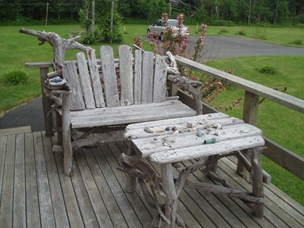 Furniture Made with Driftwood | Thought I'd share some photos of unique driftwood  furniture. | Drift wood | Pinterest | Driftwood furniture, Driftwood and ... - Furniture Made With Driftwood Thought I'd Share Some Photos Of