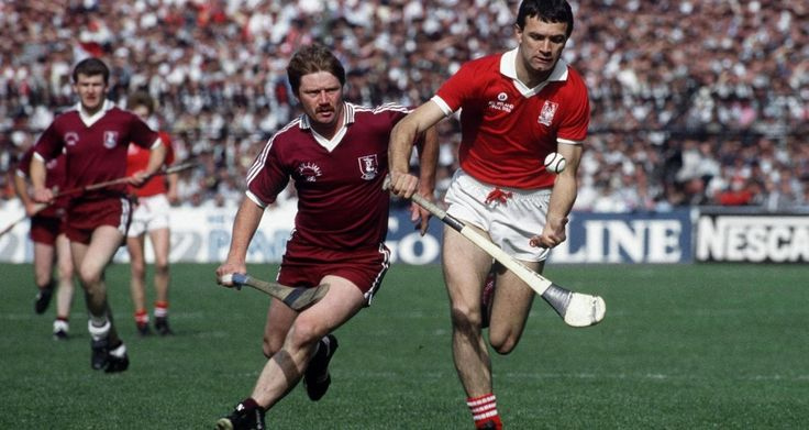 Jimmy Barry Murphy (Cork Senior Hurling Coach) and former dual #GAA player for #Cork between 1973 & 1980 (football) and between 1975 & 1986 (hurling).