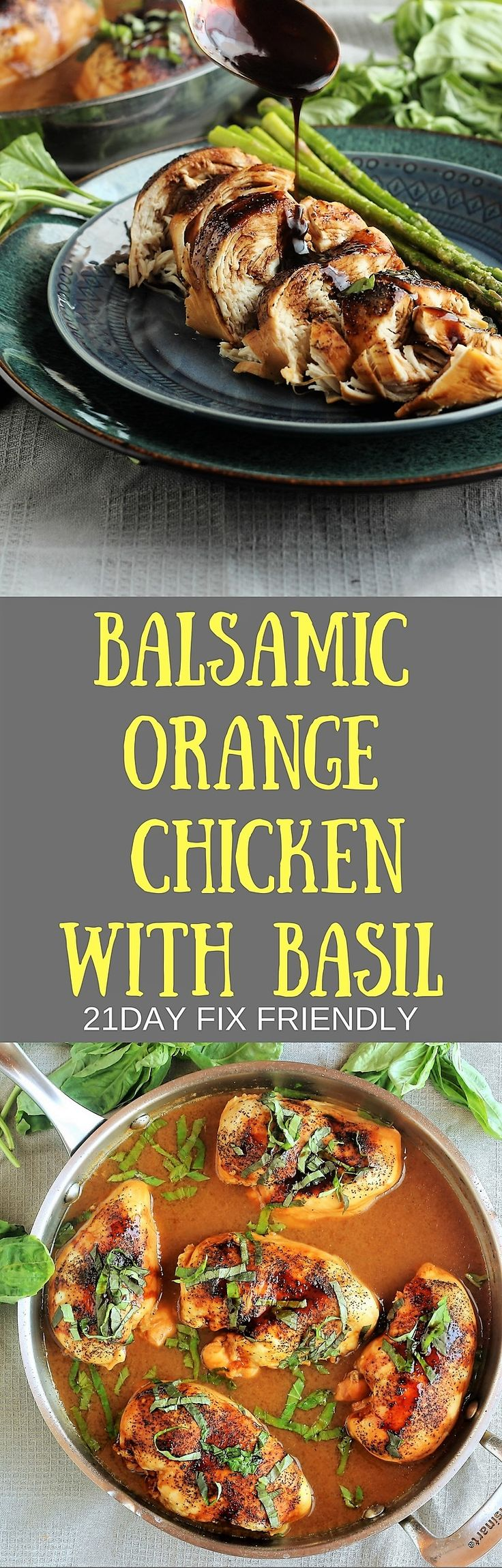 The best chicken recipes - balsamic orange chicken with basil. Crafted to comply with the fix, garlic brined chicken is 4 ingredients and absolutely delicious!