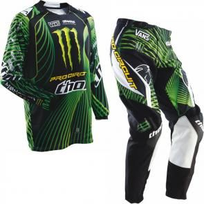 Kit Calça + Camisa Thor Phase Monster/Pro Circuit $474.90