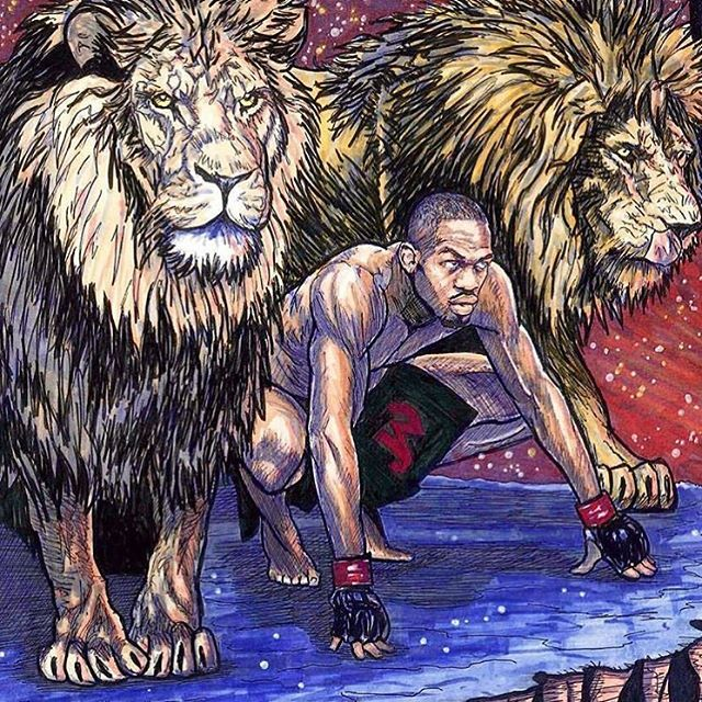 "Jon ""Bones"" Jones artwork : if you love #MMA, you'll love the #UFC & #MixedMartialArts inspired fashion at CageCult: http://cagecult.com/mma"