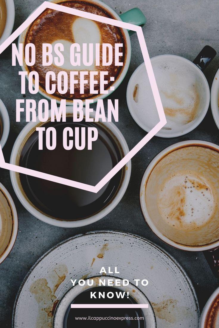 Coffee Bean Types Coffee Recipes Spiced Coffee Coffee Roasting