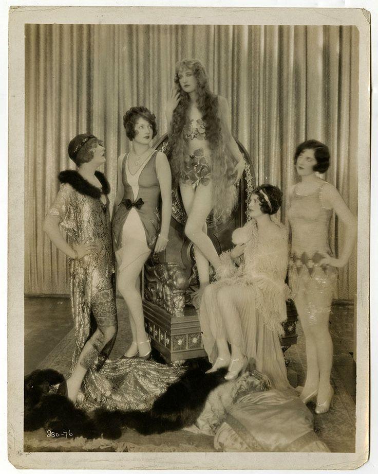 Pre-Code Risqué Jeanette MacDonald Vintage 1930 Monte Carlo Costume Photograph