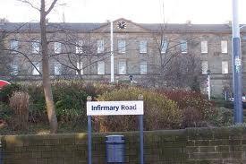 royal infirmary sheffield