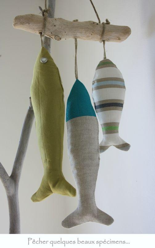poissons décoratifs