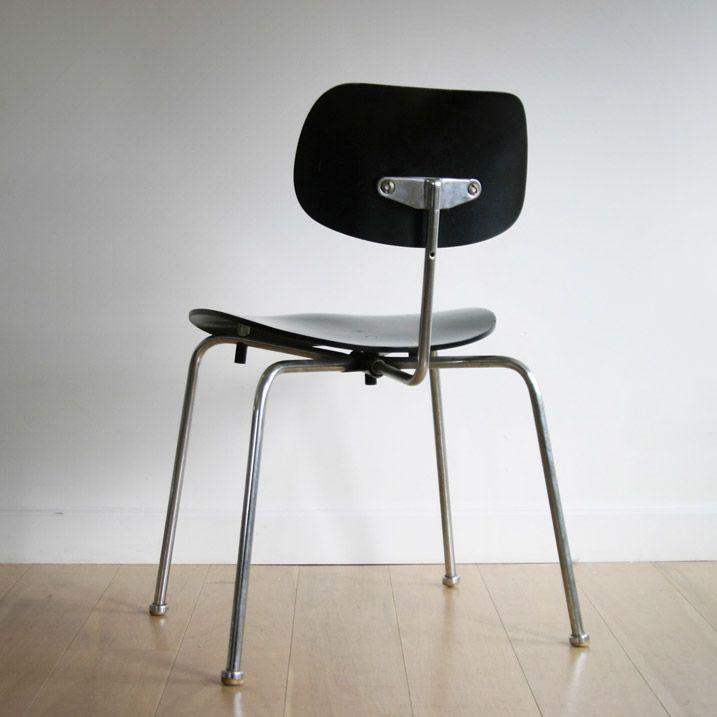 art-of-vintage: (via Art of Vintage: stoel, Egon Eiermann, SE 68)