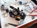 Matt's Classic Cameras: Repair Tips    Classic Camera Repair bible...