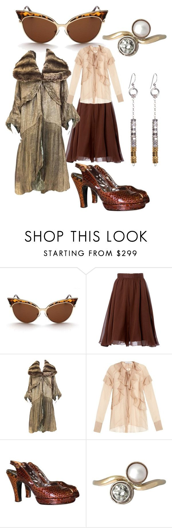 """2016 Just me Being Me"" by michelle858 ❤ liked on Polyvore featuring Carolina Herrera, Givenchy and Alice Menter"