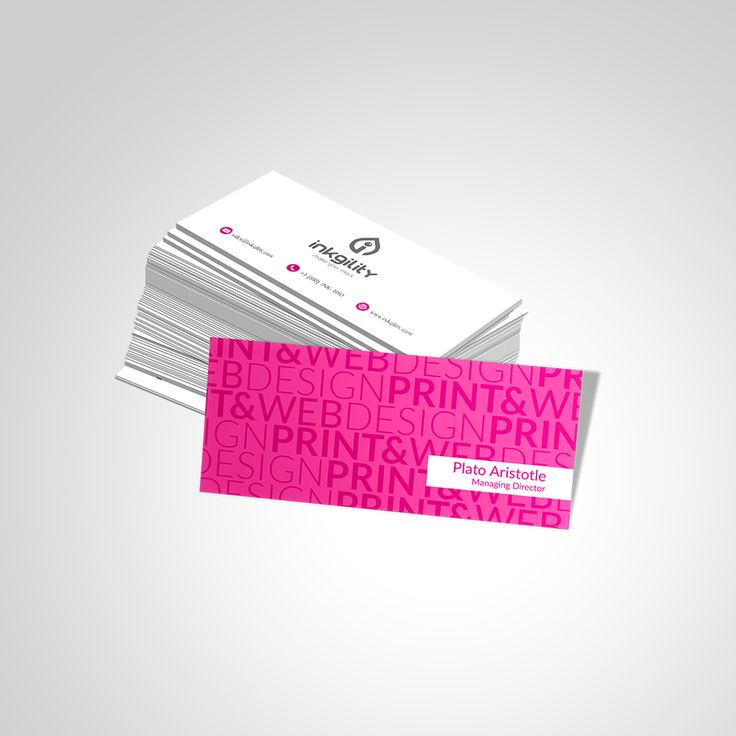 7 best Mini Business Cards images on Pinterest | Business cards ...