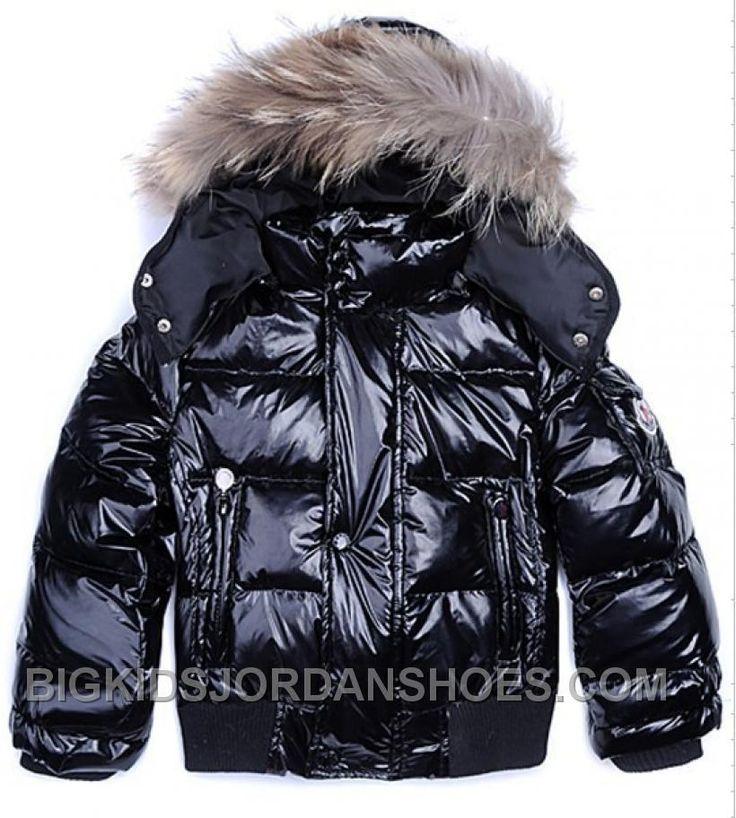 http://www.bigkidsjordanshoes.com/new-moncler-down-coats-kids-black.html NEW MONCLER DOWN COATS KIDS BLACK Only $158.45 , Free Shipping!