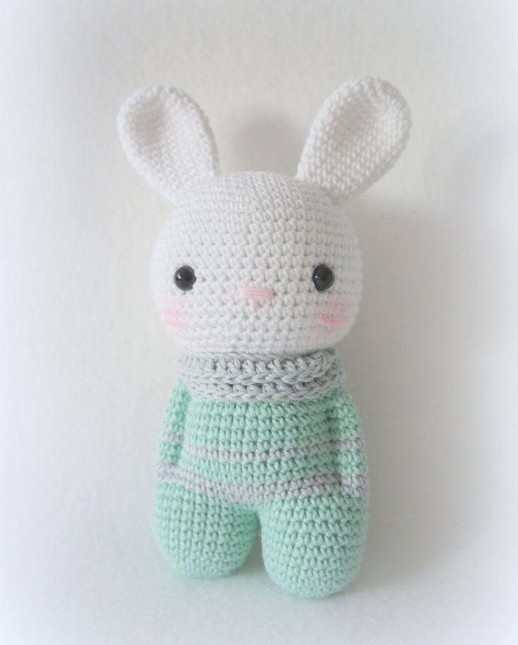 ✣ Anleitung Sockdoll Bunny PDF-Datei ✣