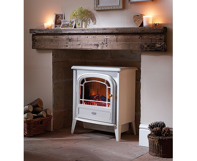 how to keep glass clean on wood burner