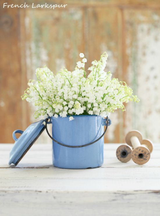 479 Best LILY OF THE VALLEY Images On Pinterest Lily Of