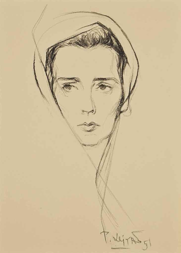 Elsa Schiaparelli by Portuguese artist PEDRO LEITÃO