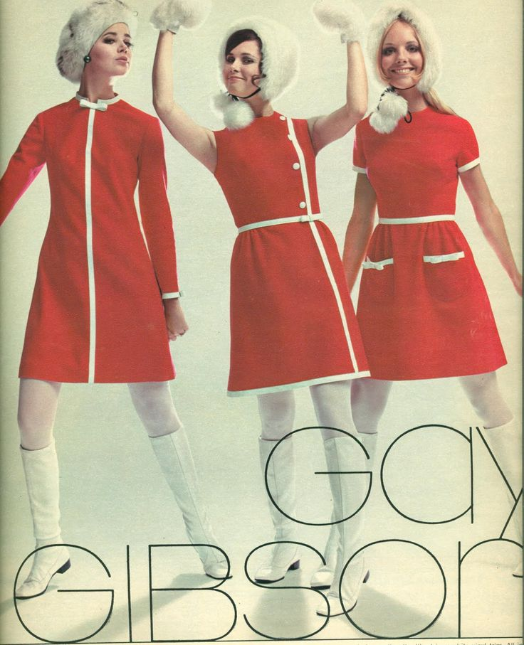 seventeen magazine 1961  That's Colleen Corby on the left.