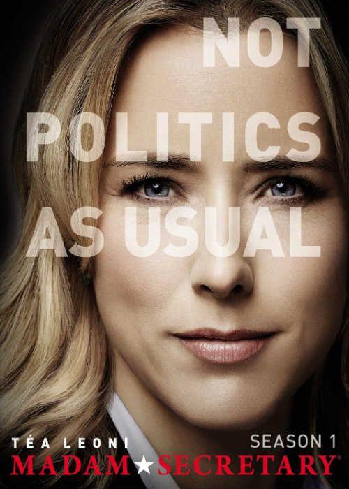 Madam Secretary: Season 1 (2014-2015)