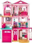 New Mattel Barbie Dreamhouse Doll Dream House 3 Story Furniture - Fast Shipping