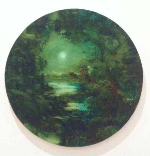 Dream On  Oil on Canvas 2015  Karen Hook $600