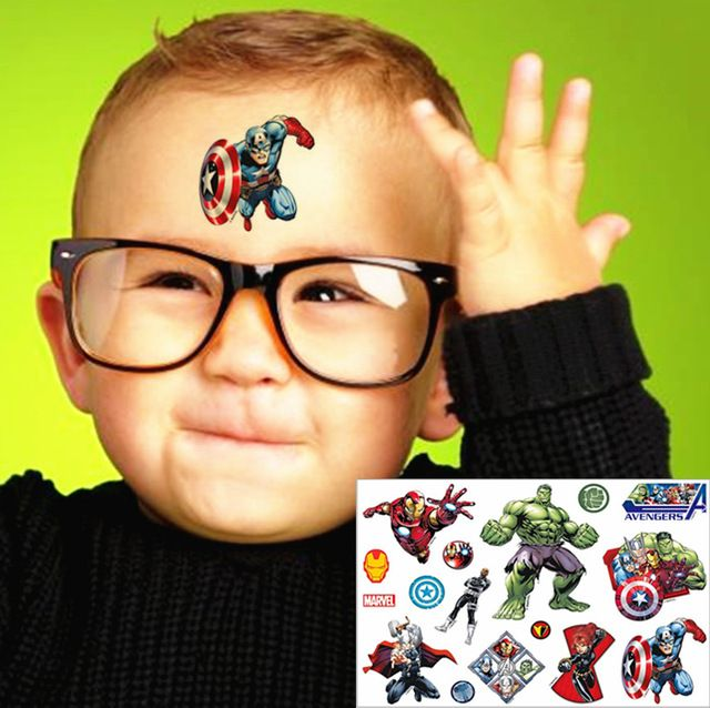 Temporary Tattoo is always the main attraction for all exhibition / event / roadshow / children party. Customized full color print to showcase your logo or products, wow factor in all type of functions. Easy to remove.