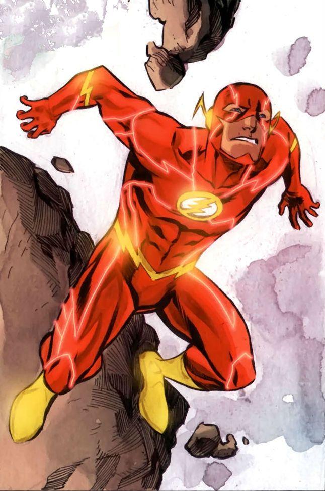 Flash by Francis Manapul
