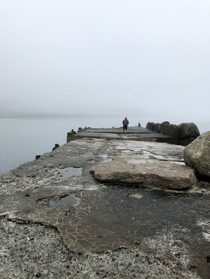 sandy cove nova scotia wharf