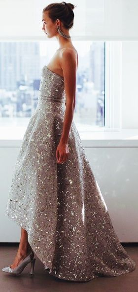Oscar de la Renta...THis take my breathe away...