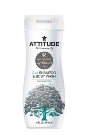 One of Target's new natural hair-care additions, this two-in-one shampoo and body wash contains carcinogenic-free ingredients that you can safely use on your head and body. Attitude 2 in 1 Shampoo and Body Wash, $10, available March 1 at Target.