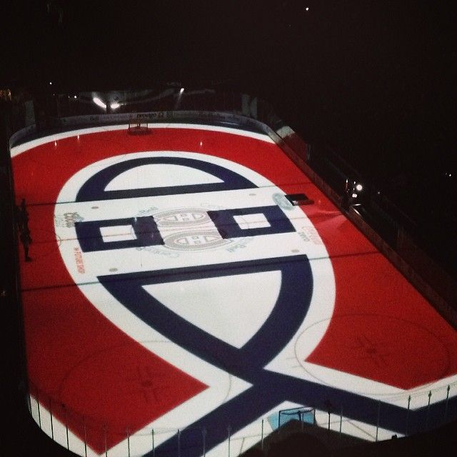 Must go see a habs game at le centre bell