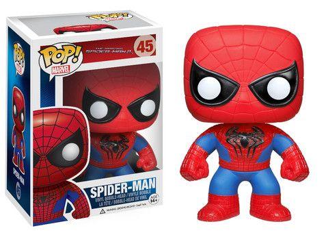Pop! Marvel: Amazing Spider-Man MOVIE 2 - Spider-Man   Funko
