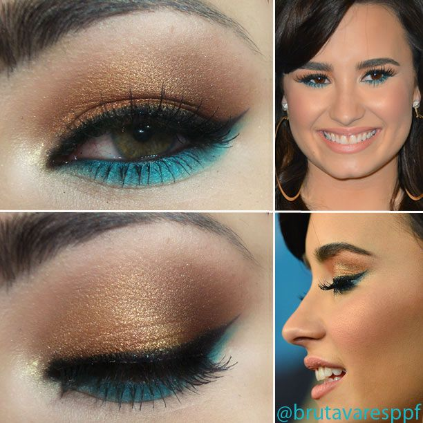 make-demi-lovato
